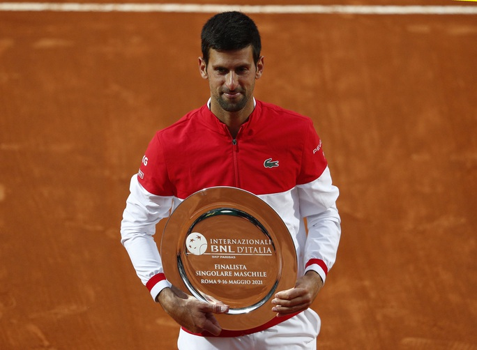 Nadal hạ Djokovic, đăng quang Rome Masters 2021 - Ảnh 7.