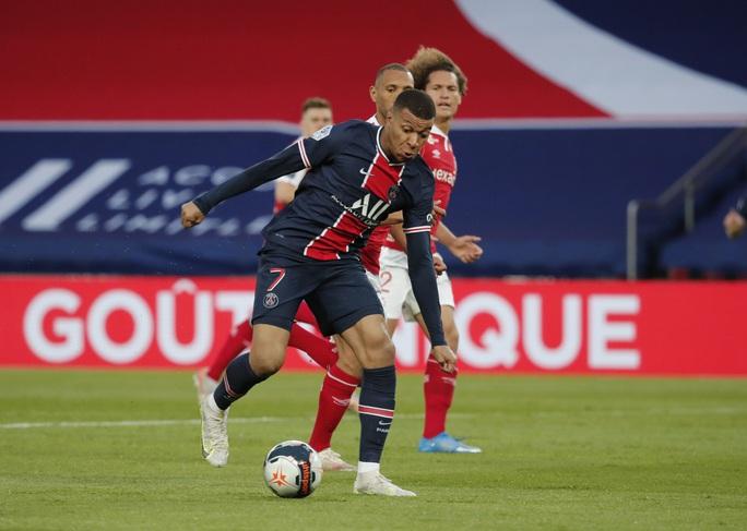 Song sát Neymar - Mbappe lập công, PSG áp sát ngôi đầu bảng Ligue 1 - Ảnh 2.