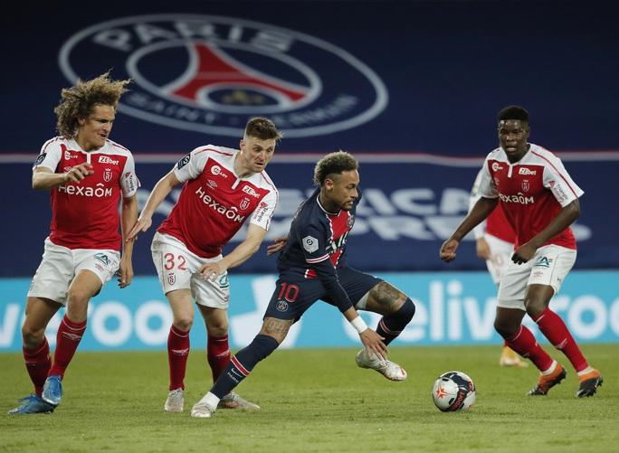 Song sát Neymar - Mbappe lập công, PSG áp sát ngôi đầu bảng Ligue 1 - Ảnh 1.