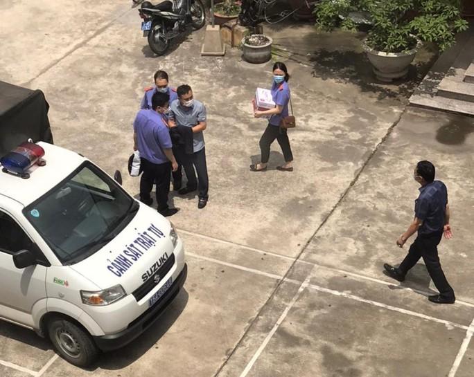 Trưởng Công an quận Đồ Sơn bất ngờ xin tạm nghỉ công tác để chữa bệnh - Ảnh 1.