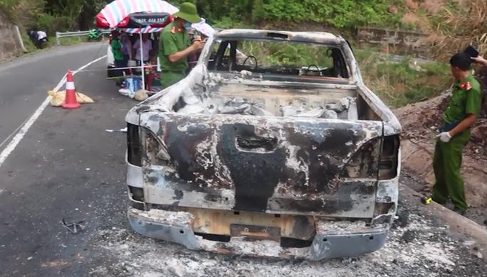 Nhiều bị hại ký đơn xin giảm nhẹ hình phạt cho cựu bí thư xã giết người, đốt xác - Ảnh 2.