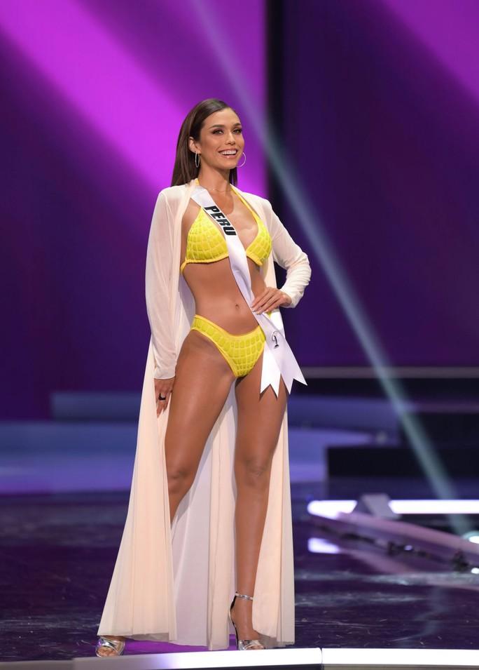 Nhan sắc Mexico đăng quang Hoa hậu Hoàn vũ 2020 - Ảnh 6.