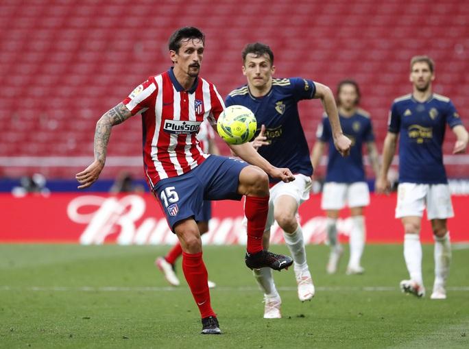 Atletico Madrid ngược dòng siêu đỉnh, chạm vào giấc mơ La Liga - Ảnh 1.