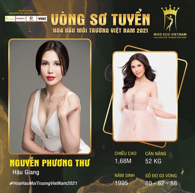 Thạc sĩ Trường ĐH FPT thi Hoa hậu Môi trường Việt Nam 2021 - Ảnh 4.