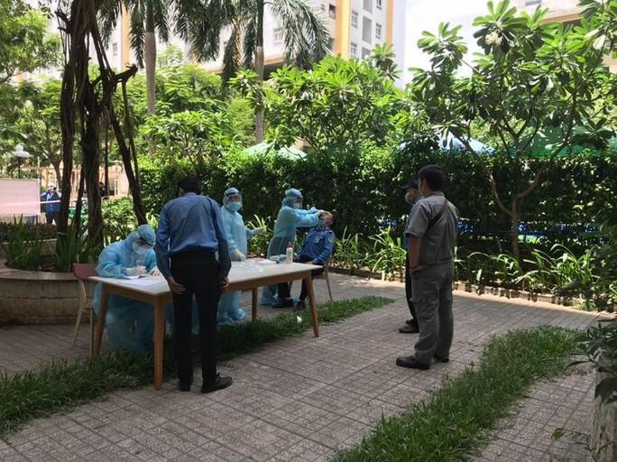 Truy vết được 92 người liên quan ca nghi mắc Covid-19 tại TP Thủ Đức - Ảnh 1.