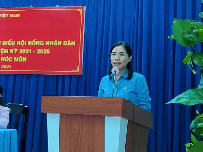 Cử tri mong mỏi huyện Hóc Môn sớm trở thành quận - Ảnh 2.