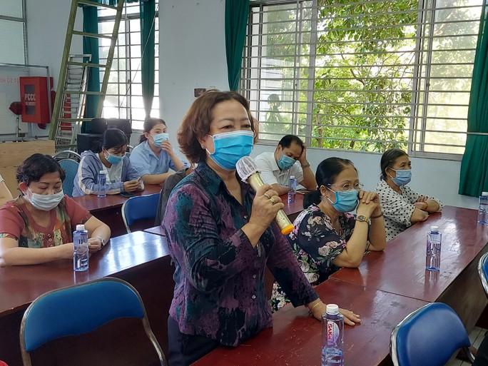 Cử tri mong mỏi huyện Hóc Môn sớm trở thành quận - Ảnh 3.