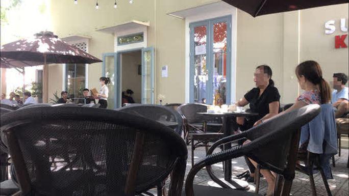 Mời chủ quán cà phê Sline ở Huế vi phạm phòng chống dịch Covid-19 tới làm việc - Ảnh 1.