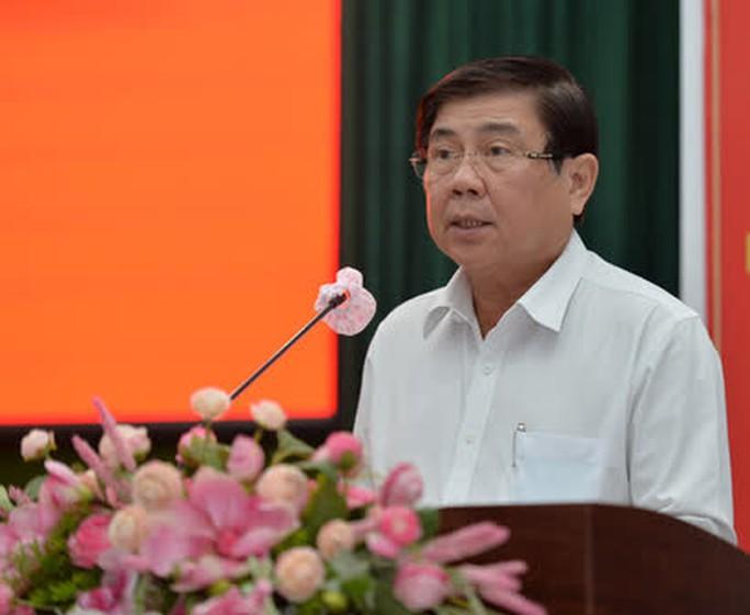 Chủ tịch Nguyễn Thành Phong: Đã truy vết được người tiếp xúc với trường hợp mắc Covid-19 ở Thủ Đức - Ảnh 1.