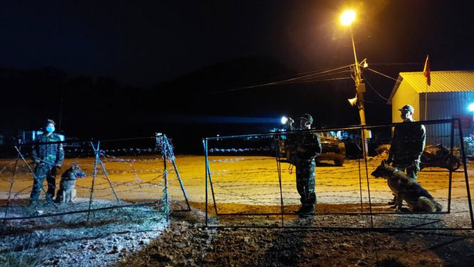 Cắm chốt cùng lính biên phòng (*): Lạnh cóng giữa biển đêm - Ảnh 3.