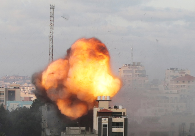 """Israel-Palestine: Chiến sự leo thang trước """"đêm tàn khốc"""" - Ảnh 2."""