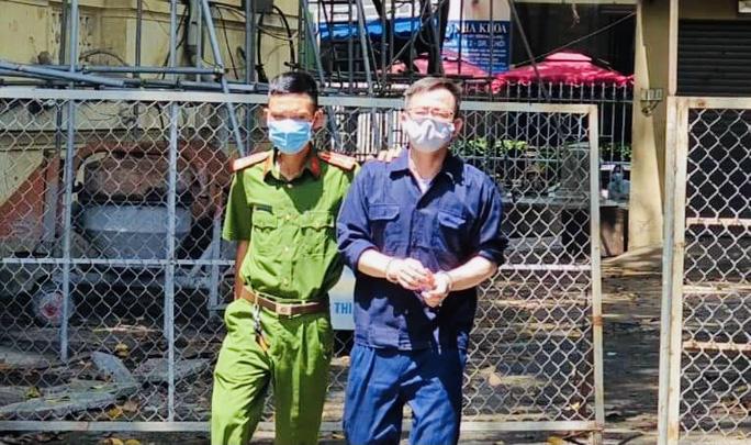 Nguyễn Trọng Thanh, kẻ xưng có nhiều mối quan hệ lớn bị tuyên phạt 8 năm tù - Ảnh 1.