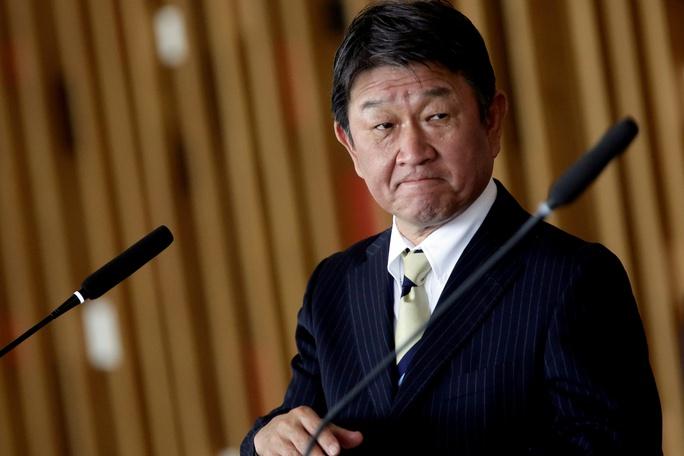 """Trung Quốc chê """"Bộ tứ, kêu gọi Nhật Bản củng cố quan hệ song phương - Ảnh 2."""
