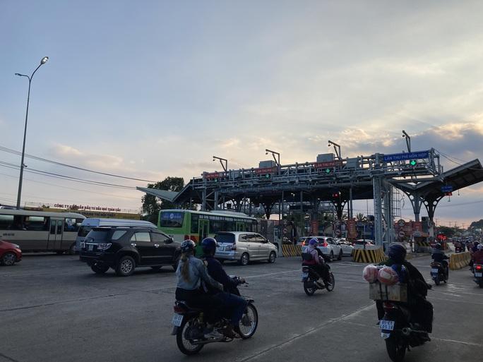 Ngã 3 Dầu Giây, BOT Biên Hoà Đồng Nai thông thoáng - Ảnh 8.