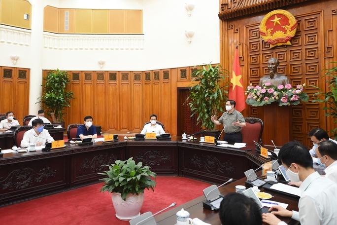 Thủ tướng nhắc Bà Rịa - Vũng Tàu, Khánh Hòa, Đà Nẵng về công tác phòng chống dịch Covid-19 - Ảnh 2.