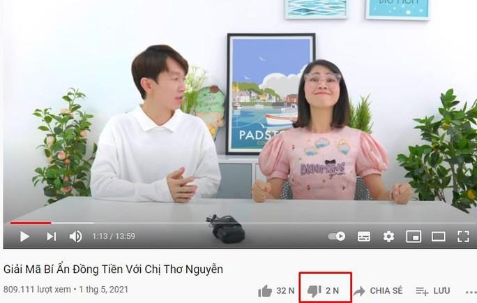 YouTuber Thơ Nguyễn tái xuất: Diễn biến kỳ lạ, khó hiểu - Ảnh 3.