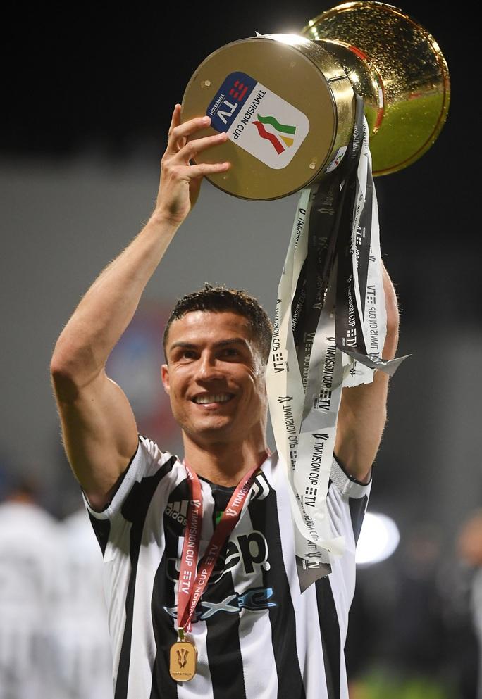 Juventus vô địch Cúp quốc gia Ý 2020-2021 - Ảnh 5.