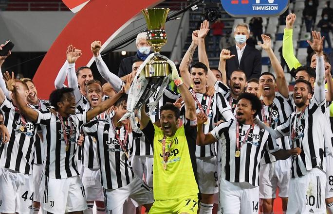 Juventus vô địch Cúp quốc gia Ý 2020-2021 - Ảnh 8.