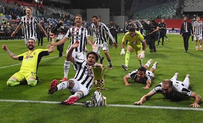 Juventus tạo động lực đua tốp 4 Serie A - Ảnh 1.