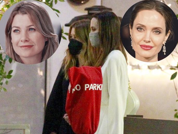 Lộ diện người bạn thân thiết của Angelina Jolie - Ảnh 2.