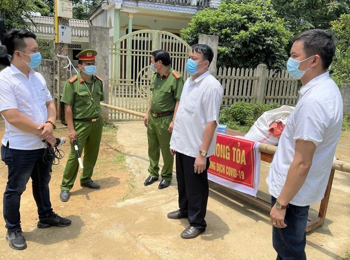 Thanh Hóa phát hiện ca Covid-19 là lao động tự do ở Hà Nội - Ảnh 1.