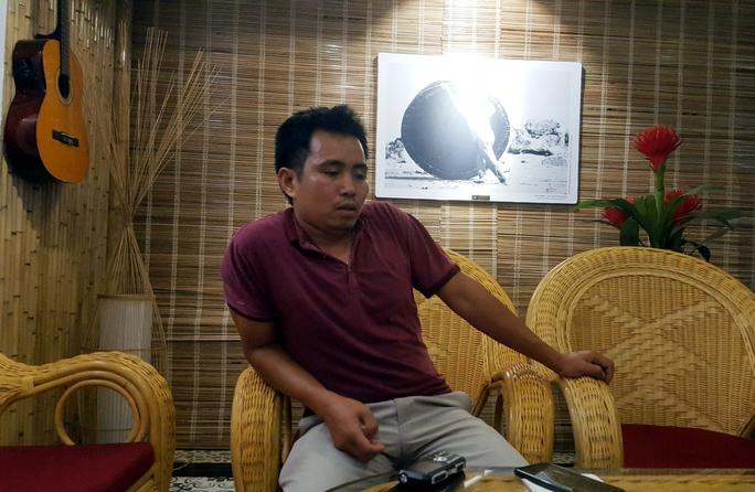 Nguyên thiếu tá Trịnh Văn Khoa nói gì về việc quay trở lại ngành công an? - Ảnh 1.