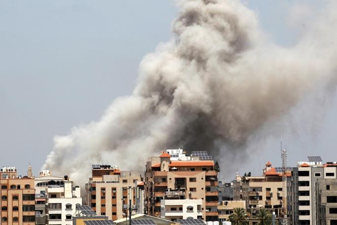 Mỹ và Israel tranh cãi chuyện ngừng bắn ở Dải Gaza - Ảnh 1.