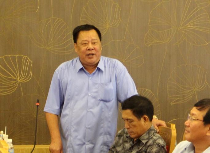 Khởi tố, bắt giam cựu Phó Chủ tịch UBND tỉnh Khánh Hòa Đào Công Thiên - Ảnh 2.
