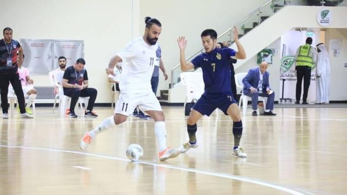 Tuyển Thái Lan thắng dễ ở lượt đi play-off FIFA Futsal World Cup 2021 - Ảnh 2.