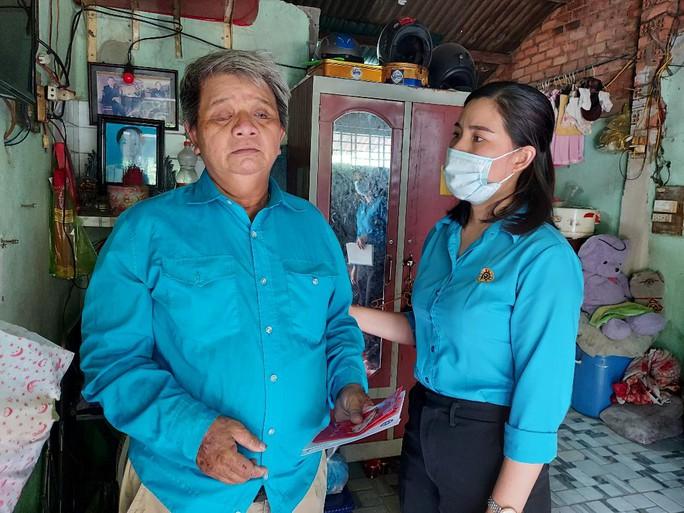 Chăm lo cho đoàn viên- lao động nghèo trong Tháng Công nhân - Ảnh 4.
