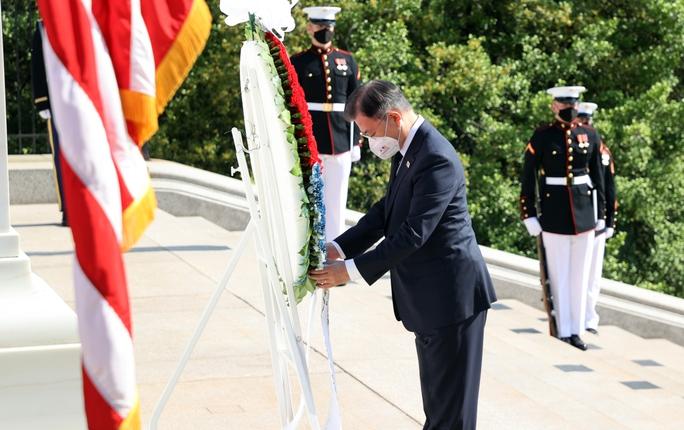 Nhà Trắng tiếp thêm đồng minh Hàn Quốc - Ảnh 1.