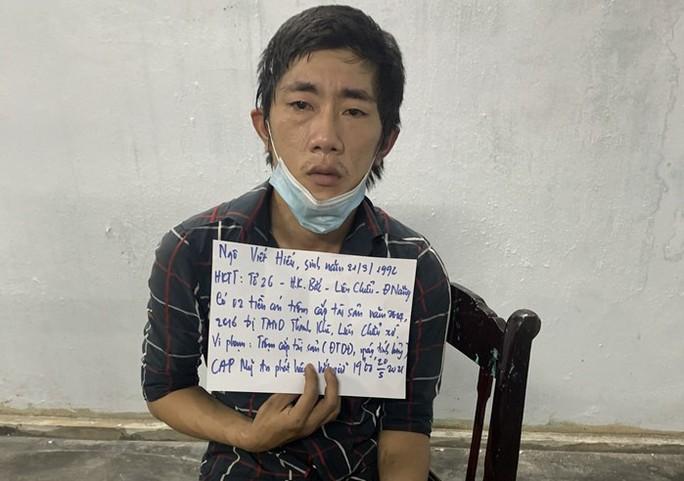 Bắt kẻ trộm bị nhiễm HIV, 6 cán bộ công an phường phải điều trị phơi nhiễm - Ảnh 1.