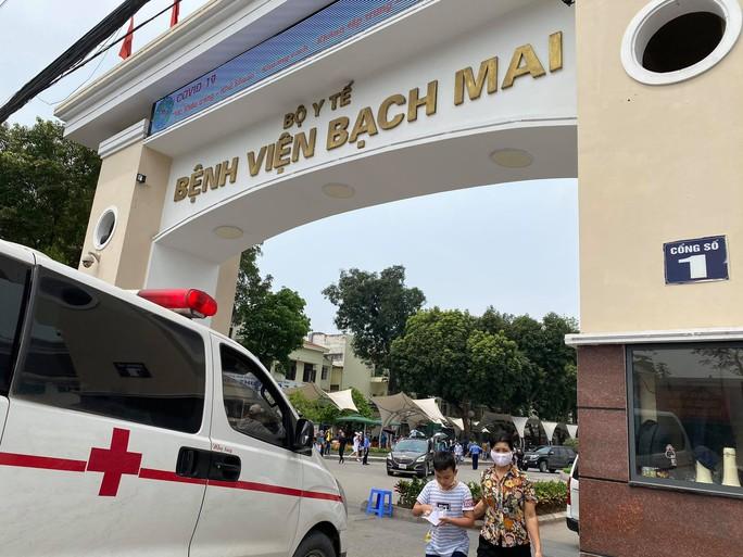 Kiểm tra toàn diện Bệnh viện Bạch Mai - Ảnh 1.