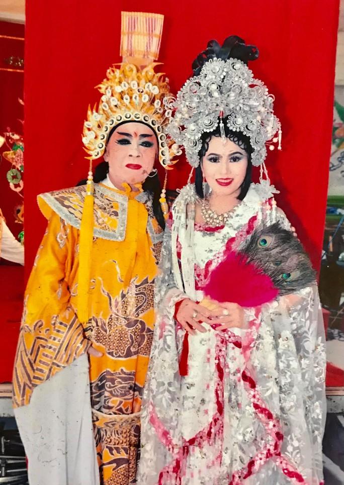 Mai Vàng nhân ái thăm NSND Hoàng Phi Long và nghệ sĩ Bửu Khánh - Ảnh 5.