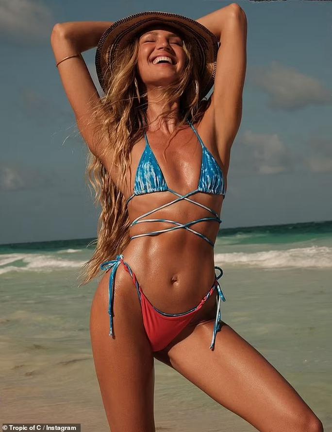 Siêu mẫu Candice Swanepoel tung loạt ảnh bikini nóng bỏng chờ hè - Ảnh 6.