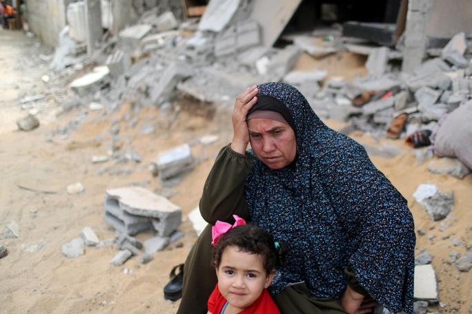 Hậu ngừng bắn Israel-Palestine: Iran hỗ trợ cửa sau cho Hamas?  - Ảnh 1.