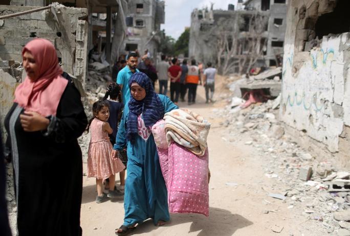 Hậu ngừng bắn Israel-Palestine: Iran hỗ trợ cửa sau cho Hamas?  - Ảnh 2.