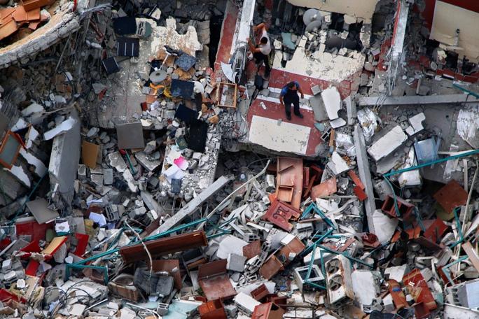 Hậu ngừng bắn Israel-Palestine: Iran hỗ trợ cửa sau cho Hamas?  - Ảnh 4.