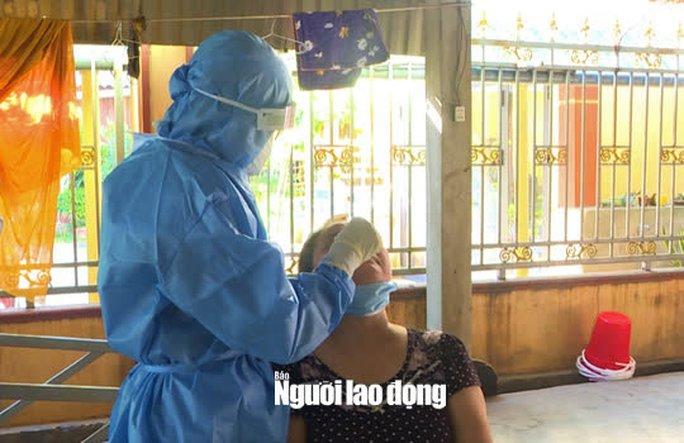 Nữ du học sinh tái dương tính SARS-CoV-2 khi về lại Quảng Bình - Ảnh 1.