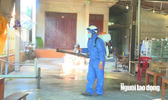Nữ du học sinh tái dương tính SARS-CoV-2 khi về lại Quảng Bình - Ảnh 2.
