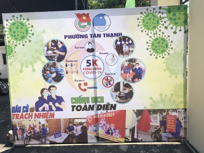 Đường phố rực cờ hoa, hơn 1,1 triệu cử tri Quảng Nam sẵn sàng đi bầu cử - Ảnh 8.