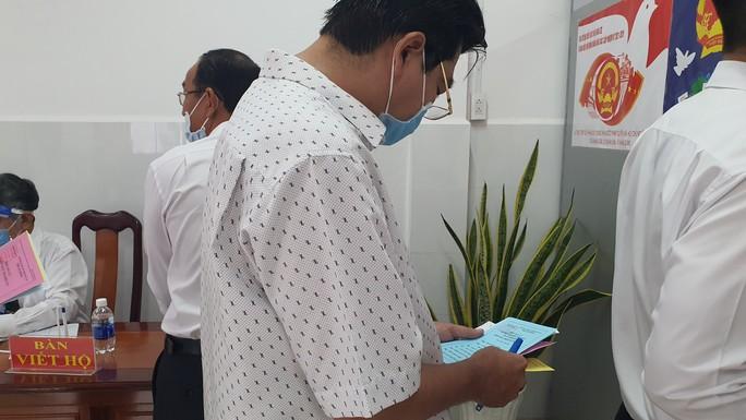 Thủ tướng Phạm Minh Chính hoàn thành bỏ phiếu bầu cử tại Cần Thơ - Ảnh 5.