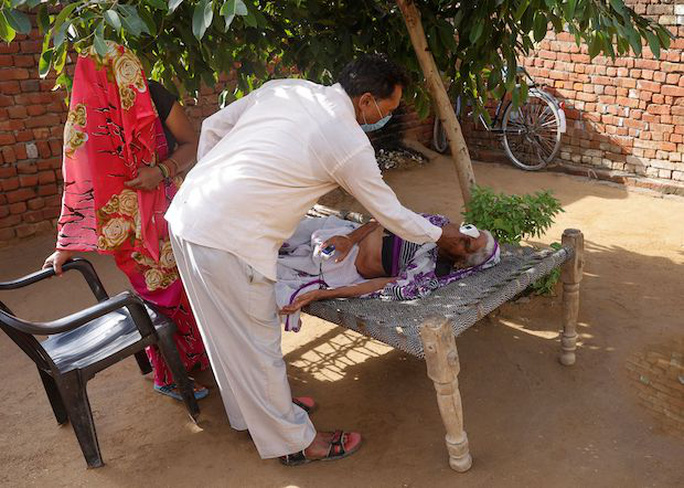 Anh tìm ra cách trị biến thể Covid-19 ở Ấn Độ - Ảnh 2.