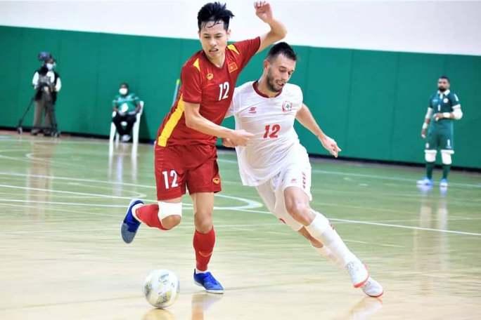Tuyển Việt Nam cần gì để vào VCK FIFA Futsal World Cup 2021? - Ảnh 1.