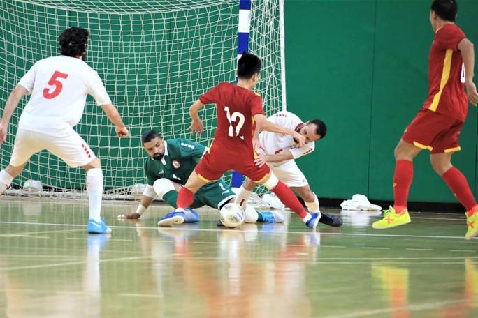 Tuyển Việt Nam cần gì để vào VCK FIFA Futsal World Cup 2021? - Ảnh 3.
