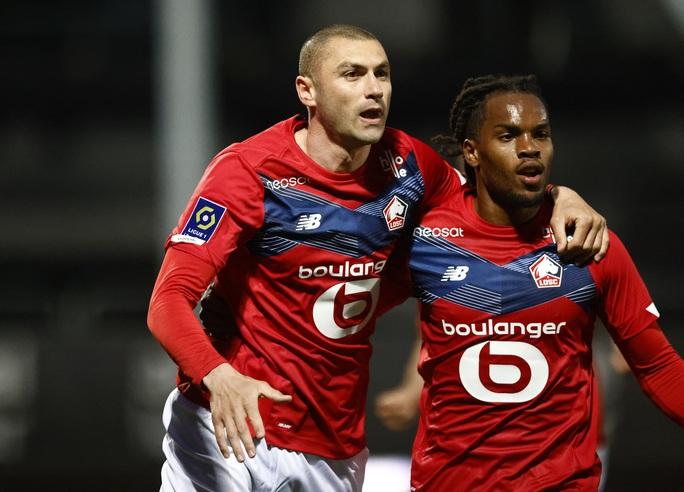 PSG bị truất ngôi vương Ligue 1 sau 3 năm liên tiếp thống trị - Ảnh 4.