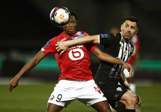 PSG bị truất ngôi vương Ligue 1 sau 3 năm liên tiếp thống trị - Ảnh 3.