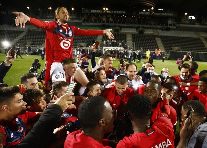 PSG bị truất ngôi vương Ligue 1 sau 3 năm liên tiếp thống trị - Ảnh 7.