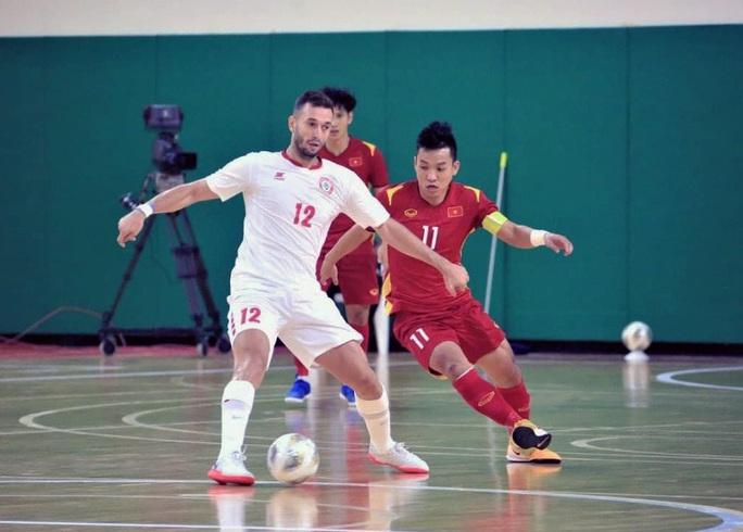 Tuyển Việt Nam cần gì để vào VCK FIFA Futsal World Cup 2021? - Ảnh 2.