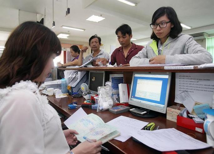 Sửa đổi chế độ nâng bậc lương của cán bộ, công chức, viên chức - Ảnh 1.